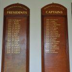 Captains & Presidents